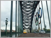 29th Aug 2012 - Crossing The Tyne