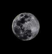 31st Aug 2012 - Once in a Blue Moon