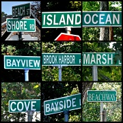 31st Aug 2012 - Intersections the Cape Cod way..........