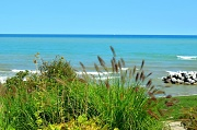 3rd Sep 2012 - Lake Michigan shorline