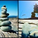 03/09/2012 - The many sides of my Inukshuk