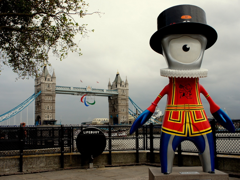 Beefeater Mandeville by boxplayer