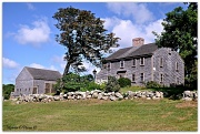6th Sep 2012 - Bourne Farm in West Falmouth, MA built in 1775