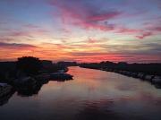 8th Sep 2012 - River Bure sunset