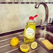 7th Sep 2012 - Lemon washing up liquid