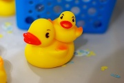 8th Sep 2012 - (Day 208) - Rubber Duckie & Duckling