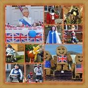 11th Sep 2012 - Harpole Scarecrow Festival