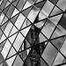 The Heron in The Gherkin by johnnyfrs
