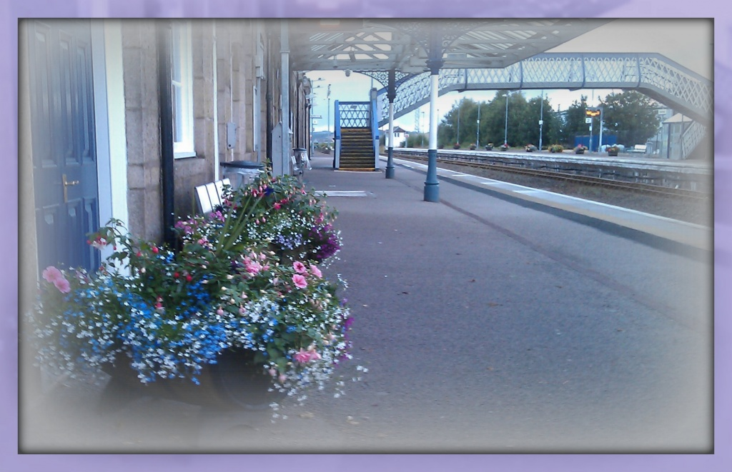 Inverurie station by sarah19