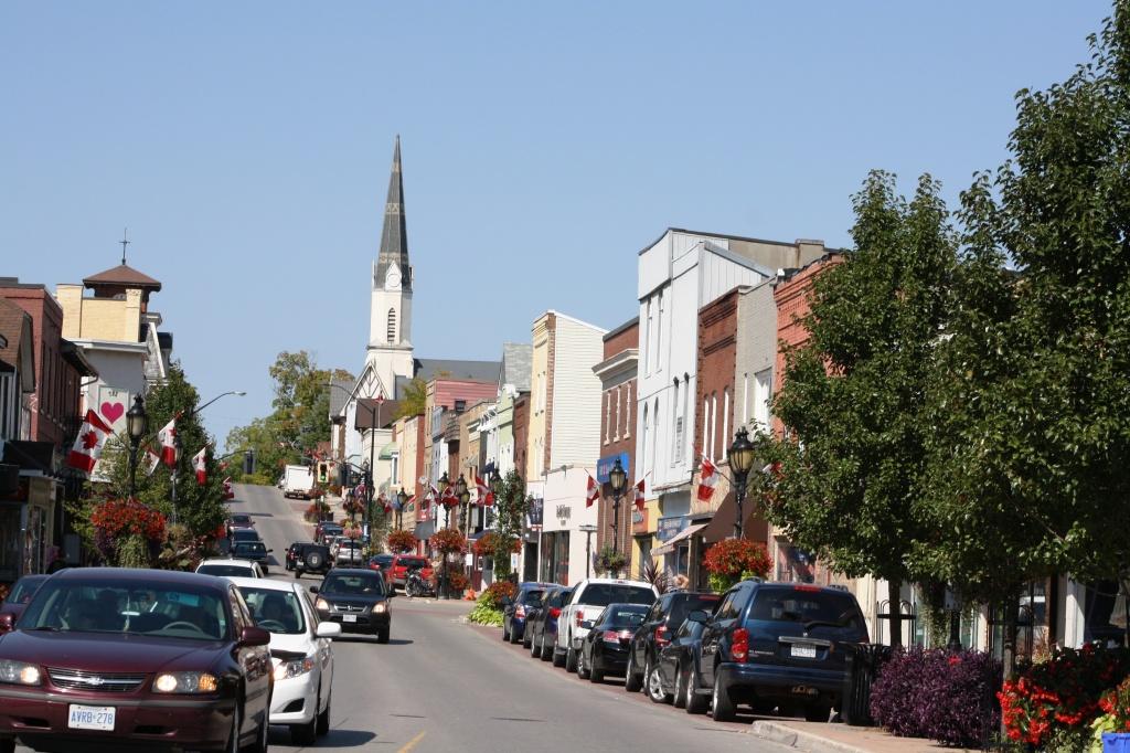 Main Street by bruni