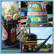 22nd Sep 2012 - Canal Art