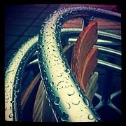 24th Sep 2012 - Raindrop chair
