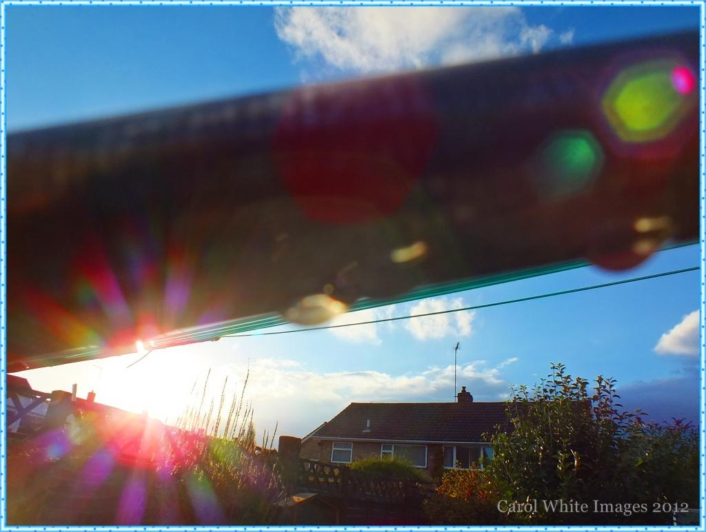 Rainbow Sun by carolmw