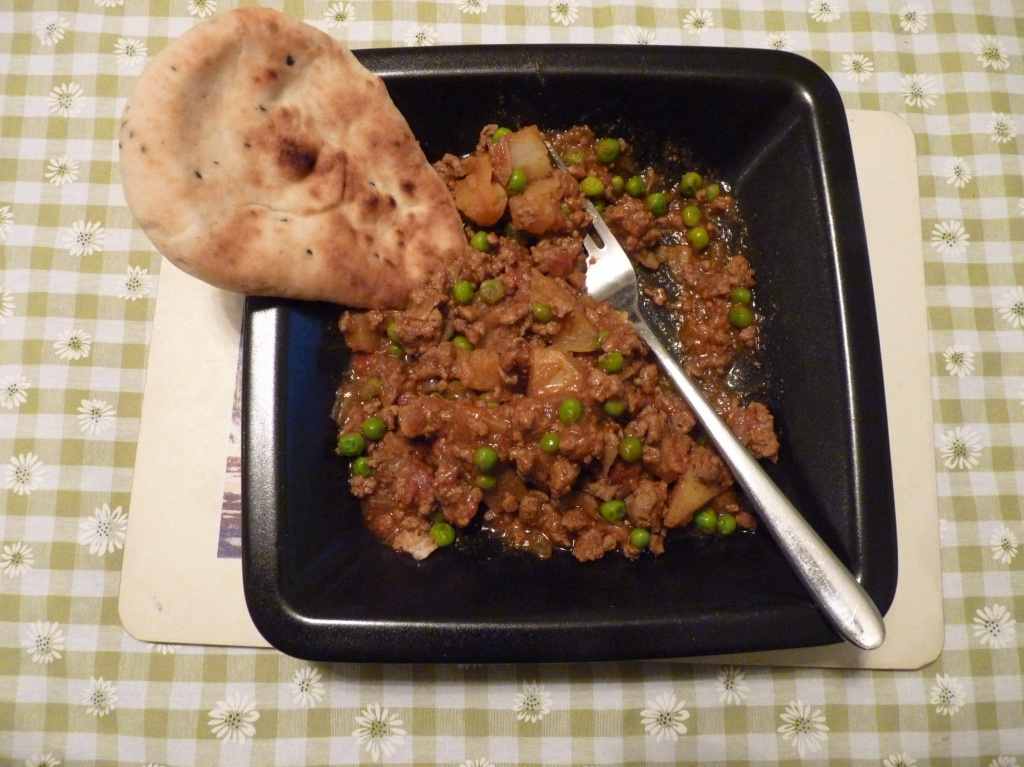 Keema and Naan by lellie