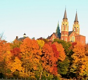 1st Oct 2012 - Holy Hill now in color