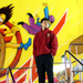 The colours of Goose Fair : The Bungee Man by phil_howcroft