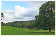 14th Oct 2012 - View Across The Golf Course