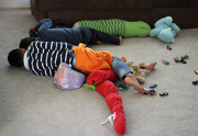 13th Oct 2012 - Mess as per my kids
