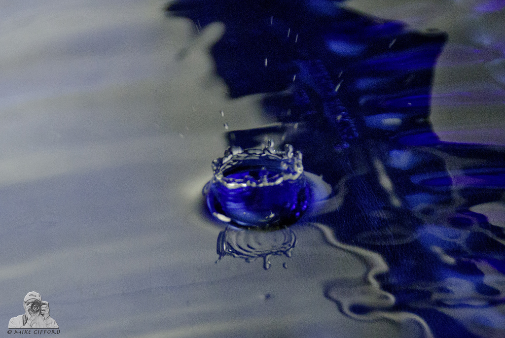 Oct17 Push Challenge 13 - Water Crown! by mikegifford