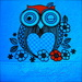 Owl/Blue - Either-or/Rainbow October by alia_801