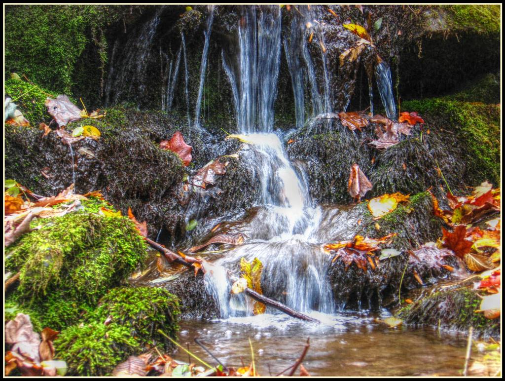 Waterfall by olivetreeann