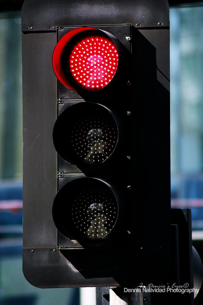 Red Light by iamdencio