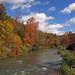 Fall in the Ozarks by milaniet