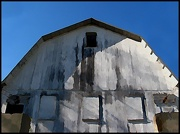 22nd Oct 2012 - O'keeffe Barn