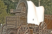 18th Jul 2012 - pioneer wagon