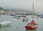 22nd Oct 2012 - lyme regis harbour