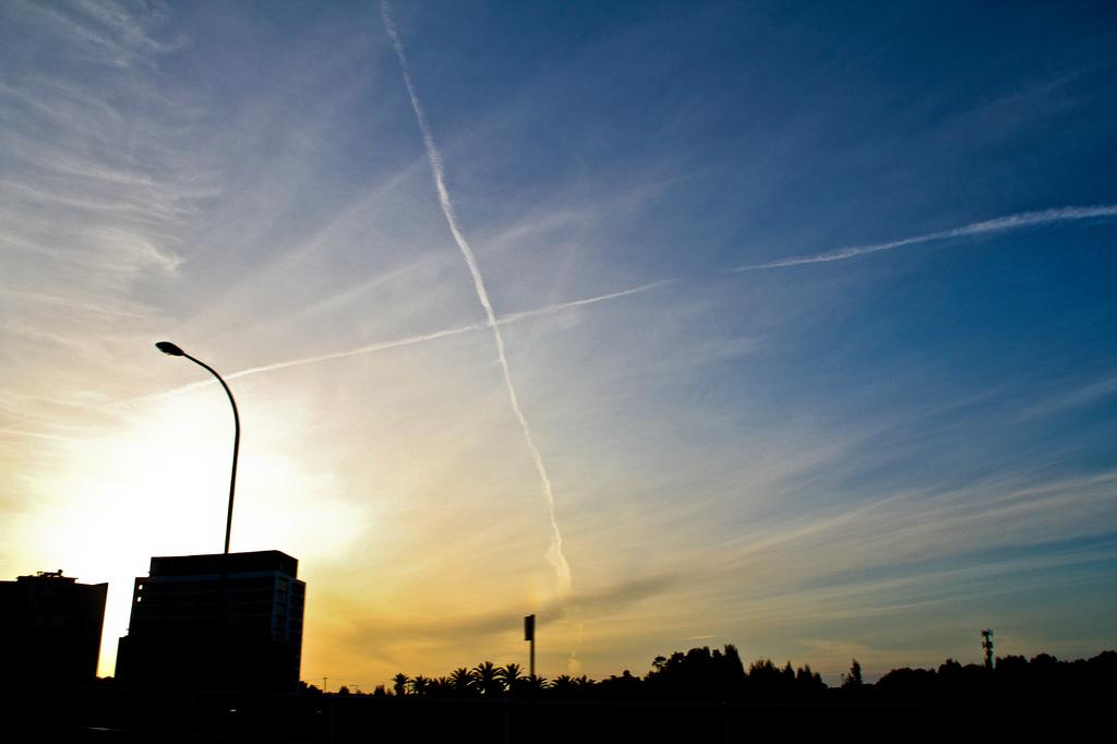 Heavenly crossroads by abhijit