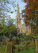 30th Oct 2012 - bloxham church
