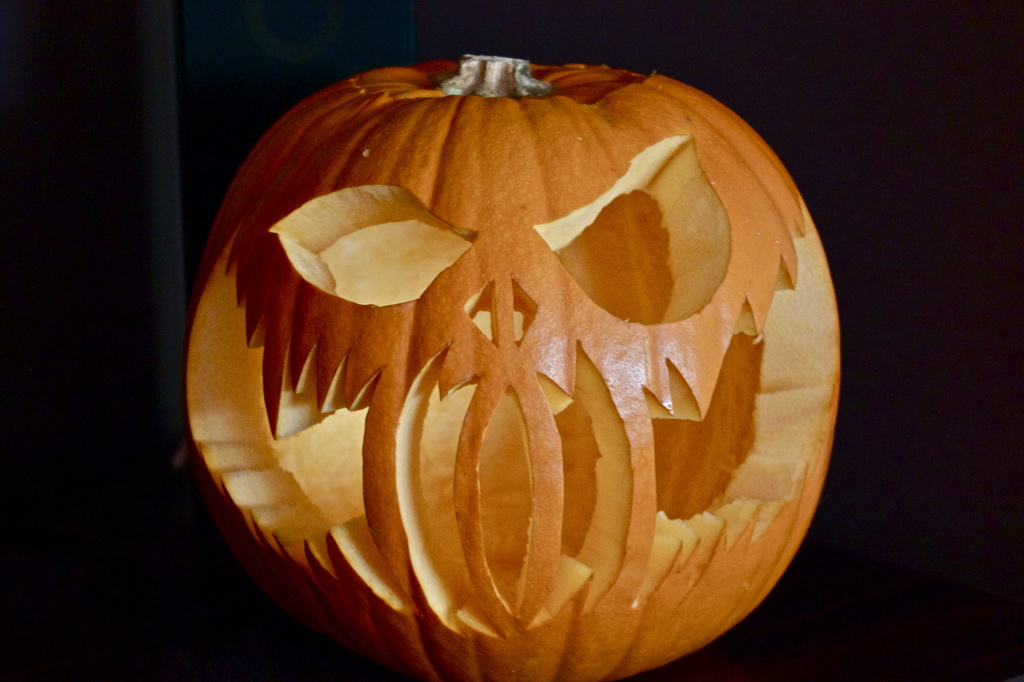 Carved and ready for the festivities  by sugarmuser