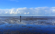 29th Oct 2012 - Walking out to sea