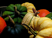 31st Oct 2012 - squashes