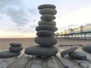 30th Oct 2012 - Stone Stack (tick)