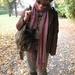 Walking the dog. by pyrrhula