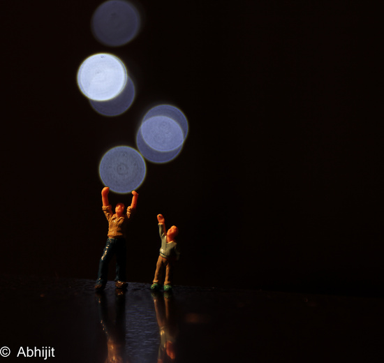 The Juggler by abhijit