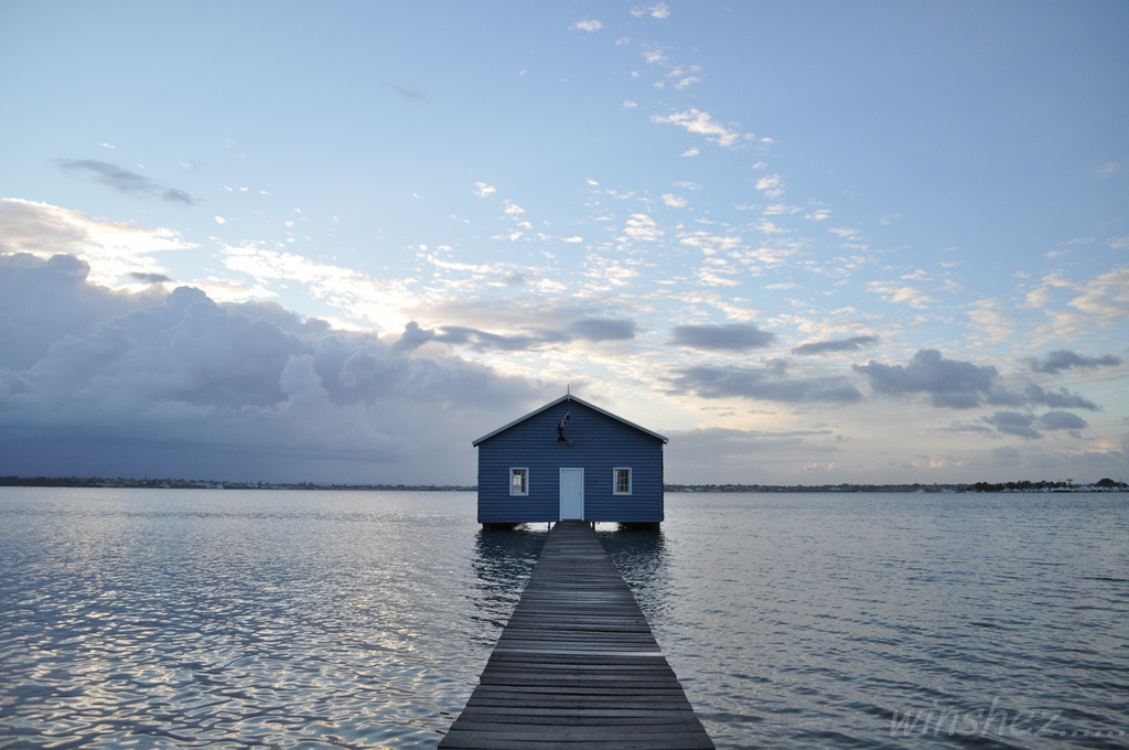 the boat shed by winshez