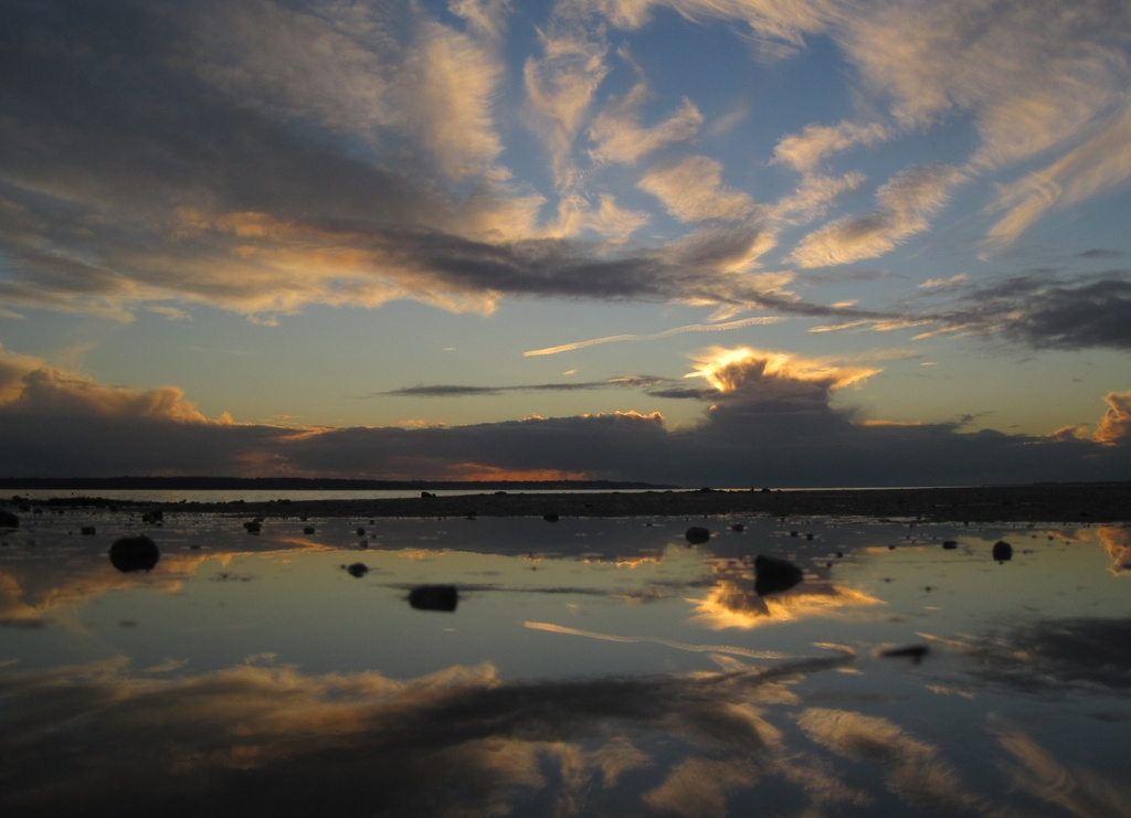 sunset (november word) by quietpurplehaze