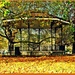 Bandstand In Autumn by carolmw