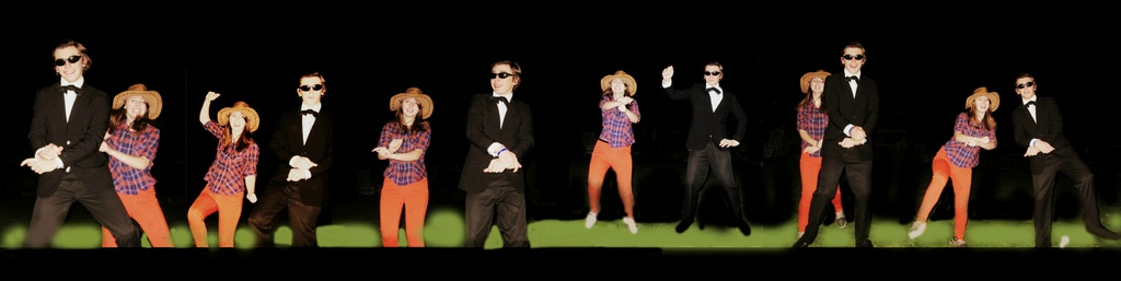 gangnam style scene by filsie65