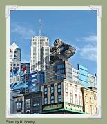 21st Oct 2012 - King Kong