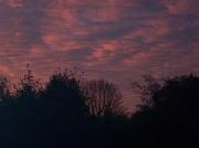 12th Nov 2012 - This morning's sunrise