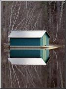 13th Nov 2012 - Teal Green Boathouse