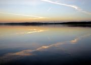 15th Nov 2012 - Sunset over Grafham reservoir