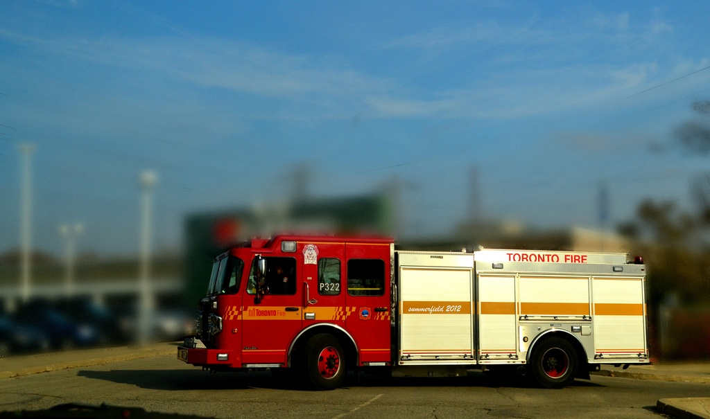 toronto fire for MB by summerfield