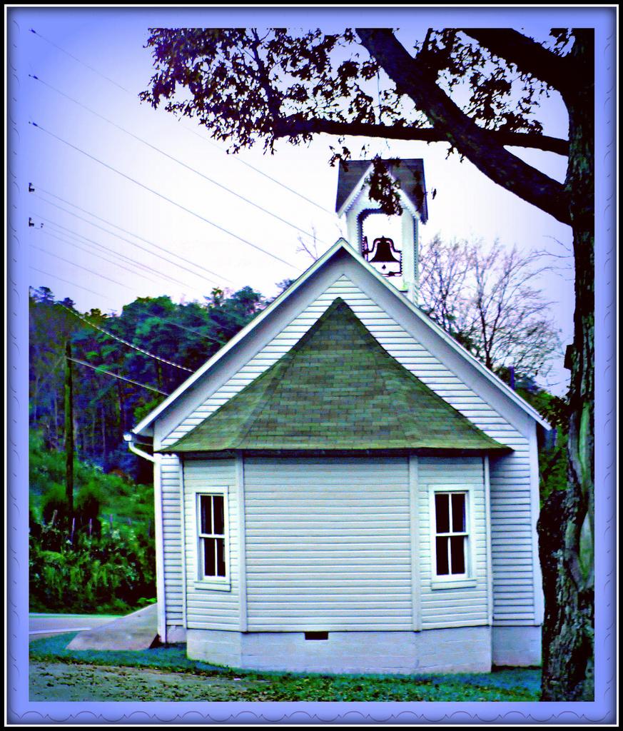 Church in the Valley by vernabeth
