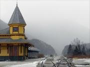 25th Nov 2012 - Crawfords Train Station
