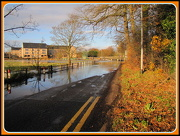 26th Nov 2012 - Floods at Little Paxton